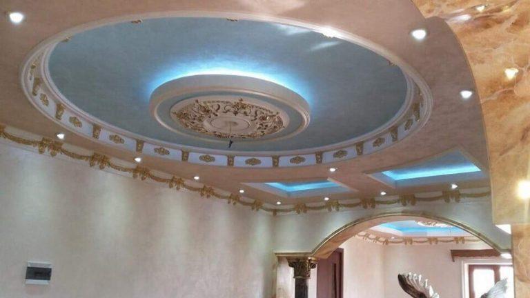Decoraciones de techos e iluminacion