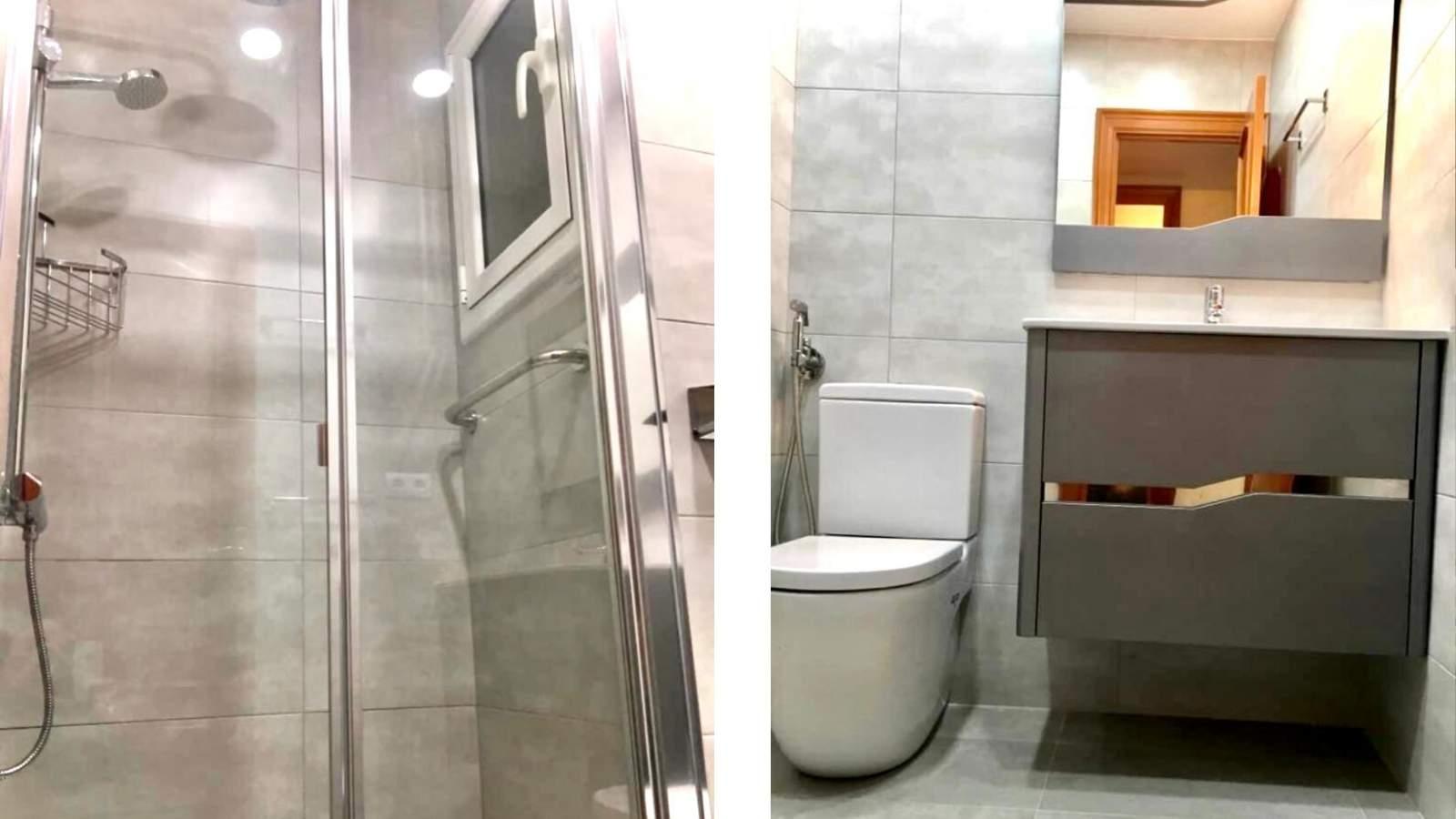 Reforma integral baño Barcelona Clot