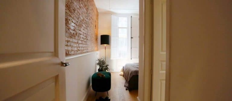 Reforma completa vivienda calle Balmes